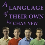 """A LANGUAGE OF THEIR OWN"" GRAPHIC"