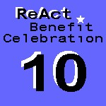 Decade of ReAct Logo
