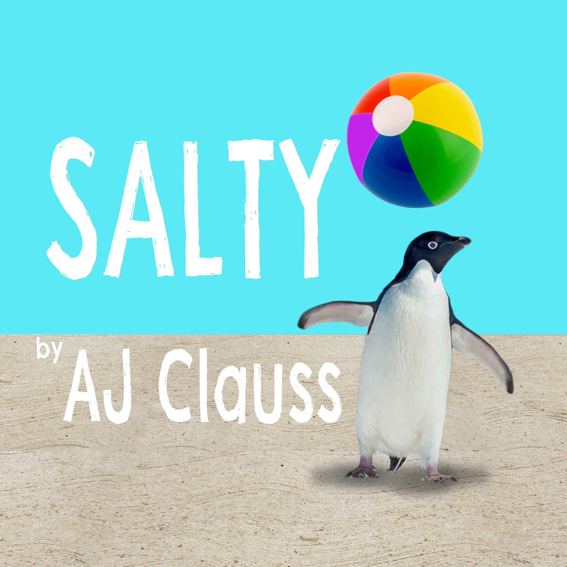 """SALTY"" GRAPHIC