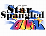 """THE STAR-SPANGLED GIRL"" GRAPHIC"
