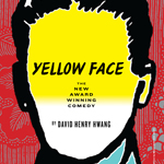 """YELLOW FACE"" GRAPHIC by Stewart A. Williams"