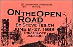 """ON THE OPEN ROAD"" GRAPHIC