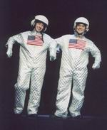"ASTRONAUTS: "" Elbow room, elbow room,